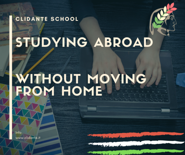 Studying abroad without moving from home